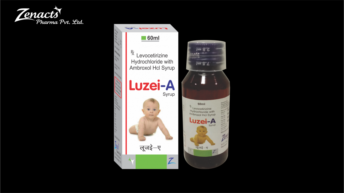 Luzei-A-30-ml Paediatric Syrups & Drops